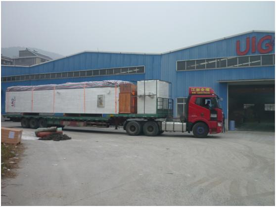 High Purity Liquid Air Separation Plant , 100m3/h Oxygen Nitrogen Plant / Equipment
