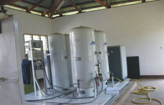 Small Cryogenic Industrial Oxygen Plant , Internal Compression Air Separation Unit