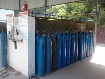 Chiny Air Separation Oxygen Nitrogen Gas Plant , Oxygen Generating Plants For Medical dostawca