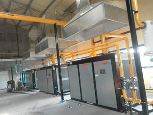 Chiny Cryogenic Air Gas Separation Plant / Oxygen Gas Plant For Industrial And Medical dostawca