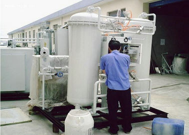 Chiny Industrial / Medical Liquid Nitrogen Plant , 1000 m³ / hour PSA Nitrogen Production Plant dystrybutor