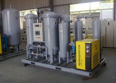 Chiny Small Cryogenic Air Separation Plant / Medical Liquid Oxygen Generator 180 m³/h dystrybutor
