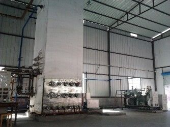 Chiny Low Pressure Liquid Oxygen Nitrogen Gas Plant / Cryogenic Air Separation Unit 500KW dystrybutor