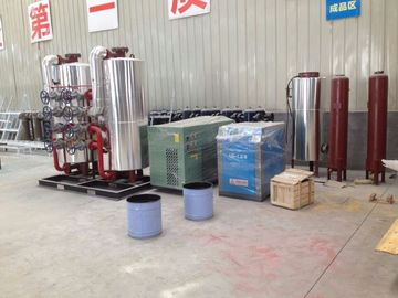 Chiny High Purity Medical Oxygen producing plants For Hospital , cryogenic nitrogen plant fabryka