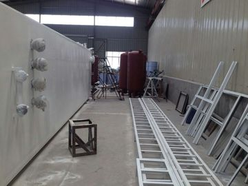 Chiny Medical Oxygen Gas Plant / Liquid Nitrogen Generation Plant Of High Purity fabryka