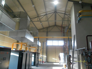 Chiny Chemical Cryogenic Gas Oil Separation Plant , Oxygen Gas Production Plant ISO dystrybutor
